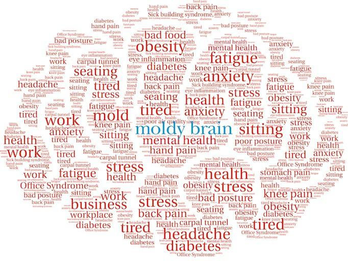 Moldy Brain Image